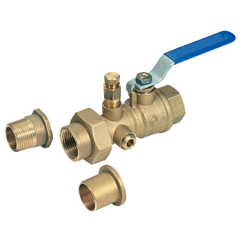 COMBINATION BALL VALVE<br>VM SERIES