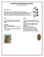 HONEYWELL-BRAUKMANN V110 SERIES<br>AV10, EBH110