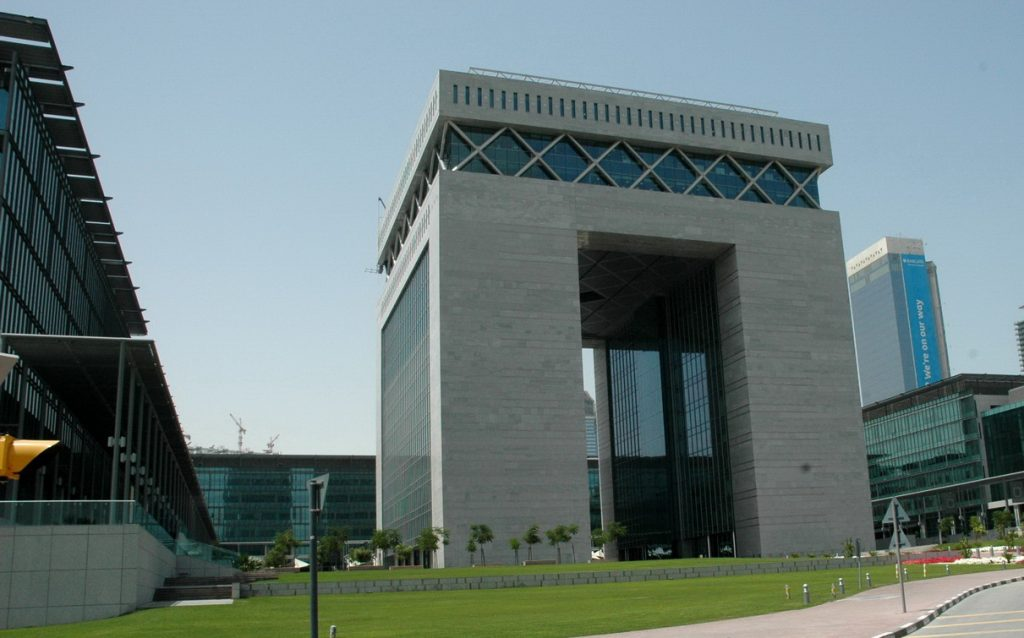 Centre Financier Internationale de Dubaï  (DIFC)