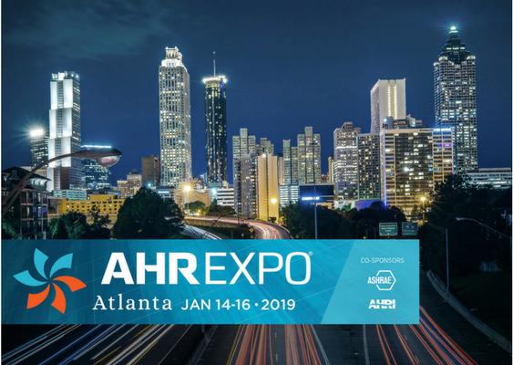 AHR Atlanta, 2019<br>Booth C5130