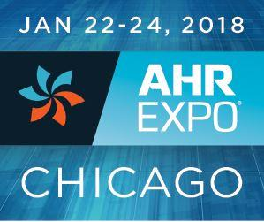 AHR Chicago, 2018<br>Booth 4218