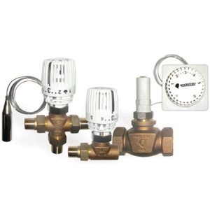 THERMOSTATIC SELF ACTING<br>OT1100, OT2100, OT5100