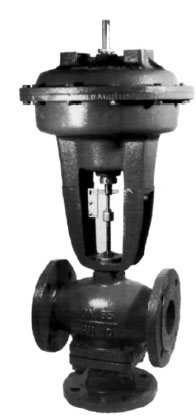 INDUSTRIAL PNEUMATIC GLOBE VALVES