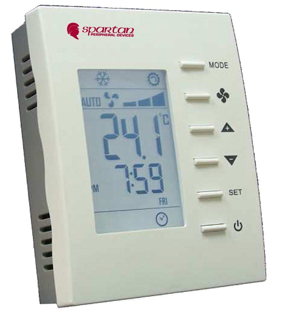 PROGRAMMABLE MODULANT 0-10VDC ECM 6 PORTS<br>TE256