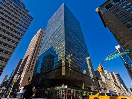 IBM TOWER, 590 Madison Avenue, New York City